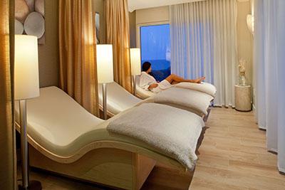 SiSpa Pompano Relaxation Area