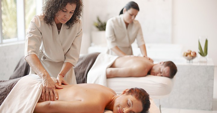 Lapis Spa at the Fontainebleau Hotel on Miami Beach