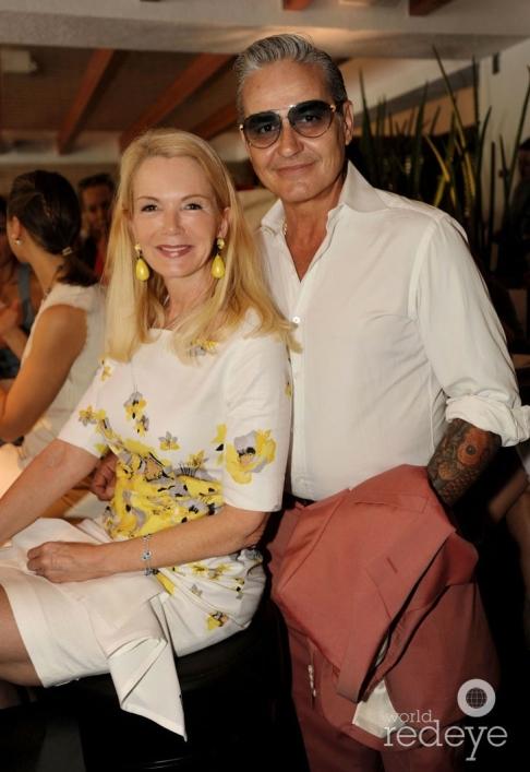Blaine Trump & Oribe Canales