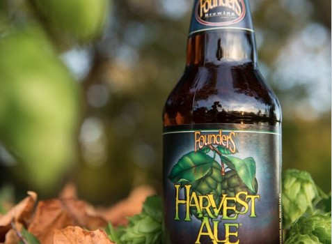 MSM Miami Shoot Magazine-Founders Brewing Company Harvest Ale-Seasonal Beers
