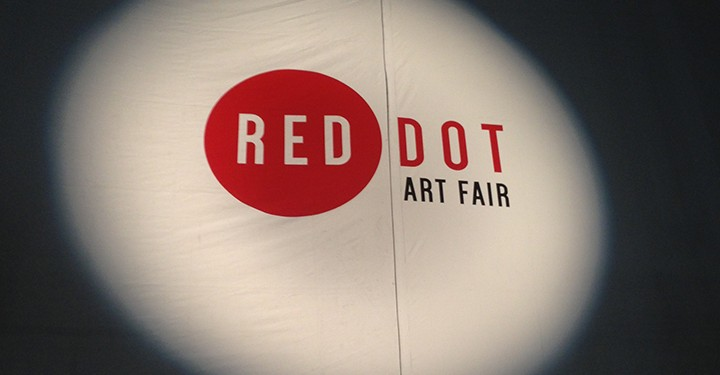 Photography Courtesy of Red Dot Art Fair