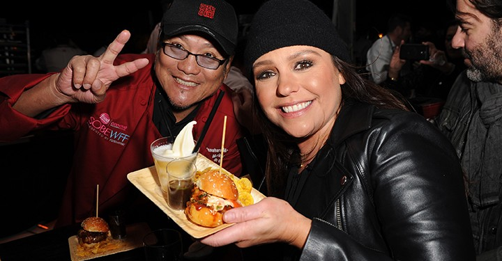 Amstel Light Burger Bash Presented By Schweid & Sons Hosted By Rachael Ray - 2015 Food Network & Cooking Channel South Beach Wine & Food Festival-15th Annual South Beach Wine & Food Festival-Cooking Channel