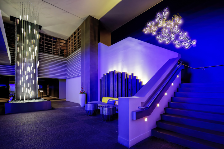 MSM Miami Shoot Magazine-W Hotel-Fort Lauderdale-Entry Way