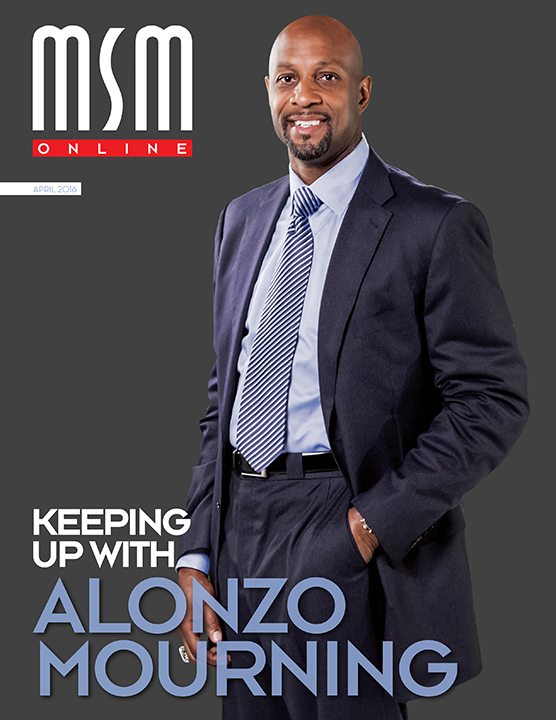 MSM-Miami Shoot Magazine-Alonzo Mourning-Miami Heat-Warren Henry Auto Group-small