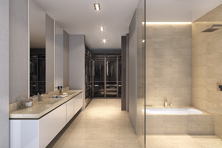 MSM Miami Shoot Magazine-Auberge Residences and Spa-Downtown-Living-Related_AubergeMiami_BathRoom_Standard