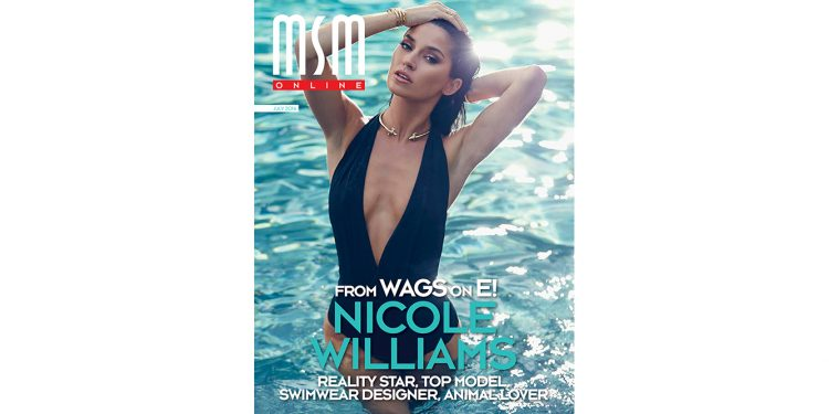 July Cover Nicole Williams