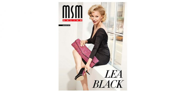 lea black msmonline miamishootmagazine january edition