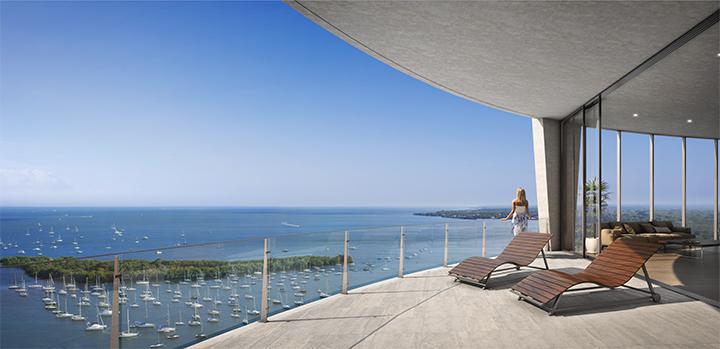 Balcony Panorama View