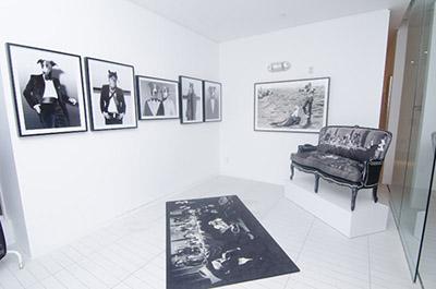Maurice Renoma room at Markowicz Fine Art