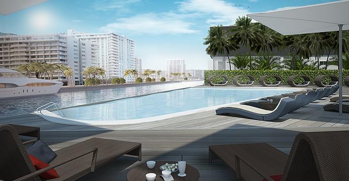 Beachwalk Resort By Pininfarina