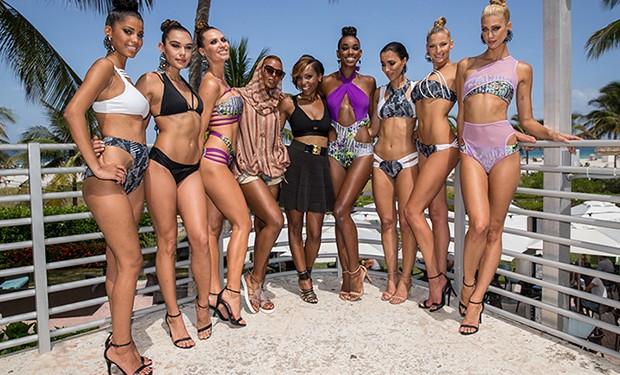 Miami Swim Week 2017 Keva J Swimwear Debuts The Nile Collection At Ritz Carlton South Beach