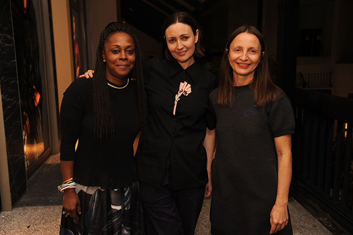 Collette Campbell-Powell, Judith Clark, & Alessandra Grignaschi