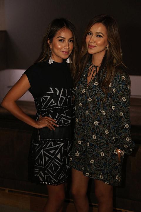 Julie Sarinana & Lily Martinez