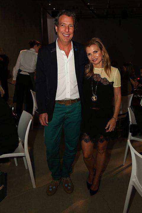Oscar & Carole Seikaly