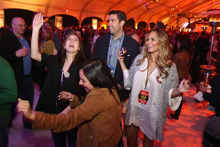 Amstel Light Burger Bash Presented By Schweid & Sons Hosted By Rachael Ray - 2015 Food Network & Cooking Channel South Beach Wine & Food Festival