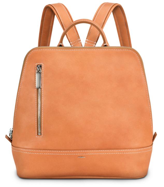 MSM Miami Shoot Magazine-Shinola-Mini Zip Backpack