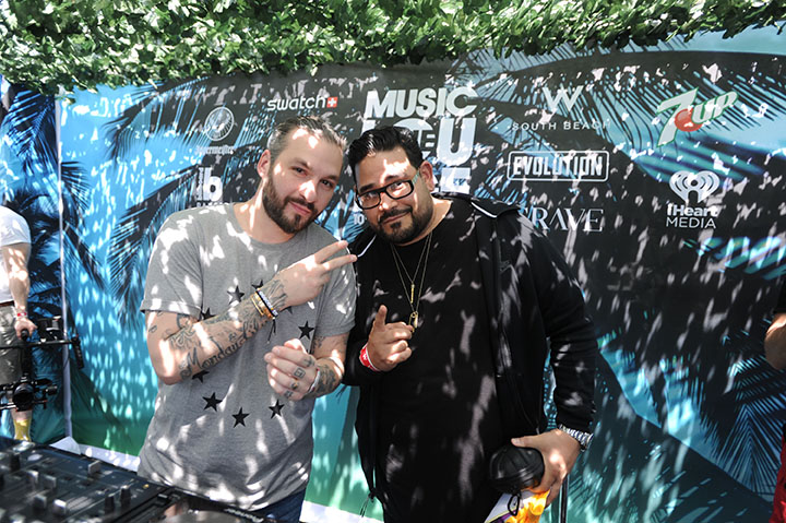 Steve Angello & Junior Sanchez