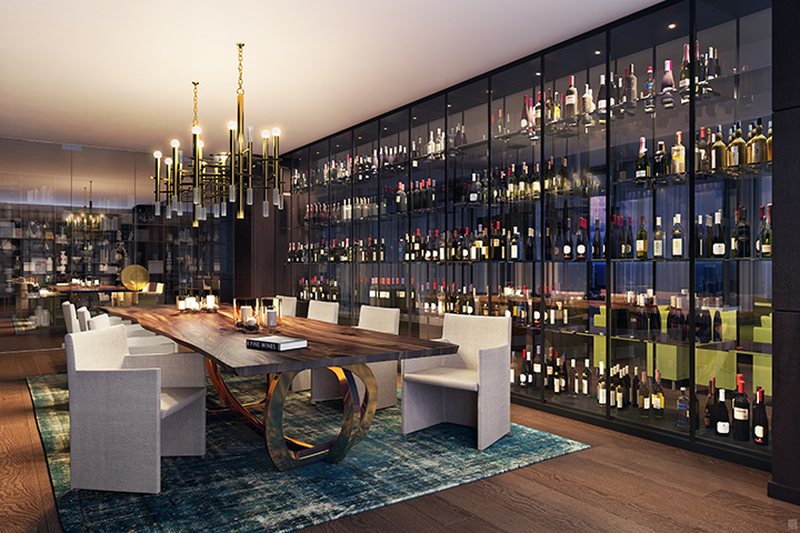 MSM Miami Shoot Magazine-Auberge Residences and Spa-Downtown-Living-Related-1400Biscayne-04-Wine-01