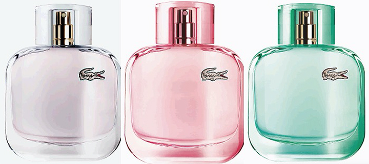 Lacoste Launches New Fragrance Collection for Women | MIAMI