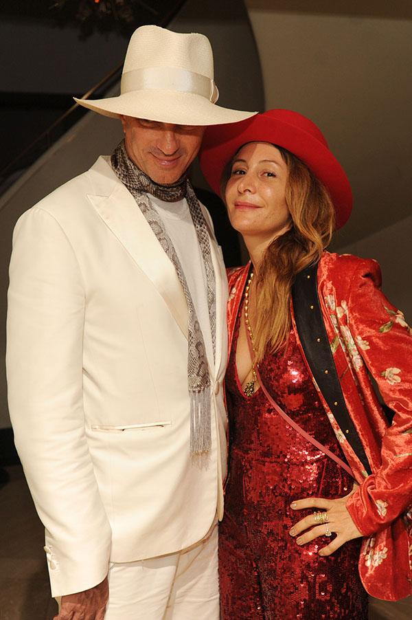 Alan Faena & Ximena Caminos