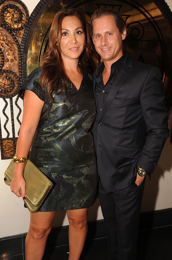 Soledad & Justin Lowe