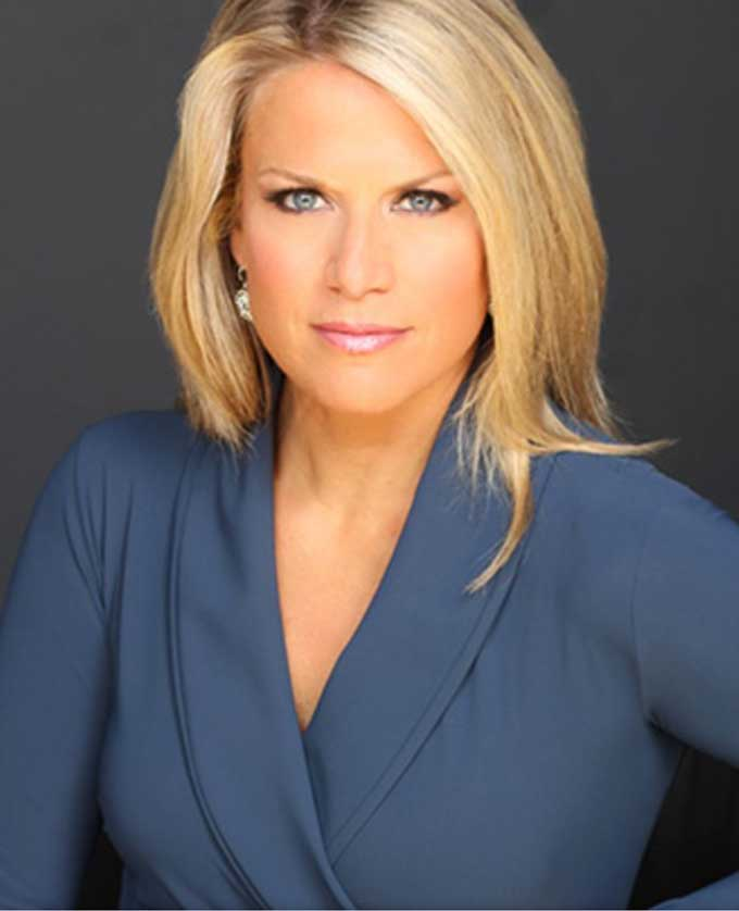 Martha McCallum Exclusive Interview with MSM