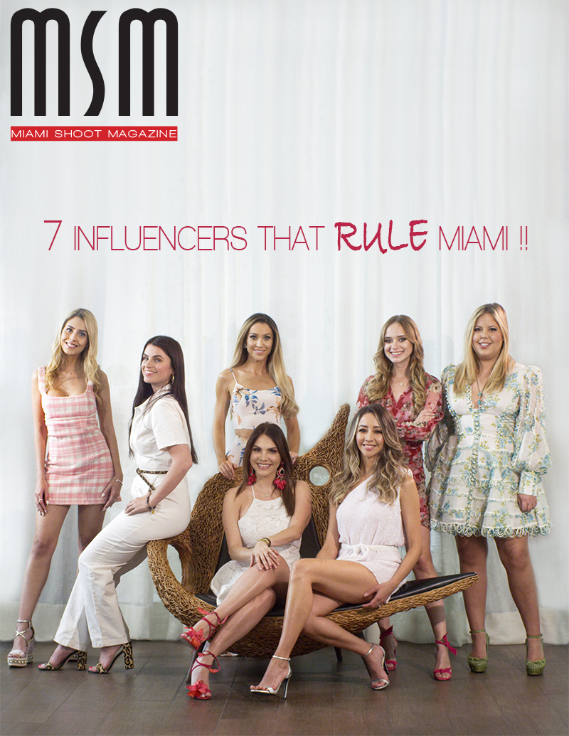 7 Influencers That Rule Miami